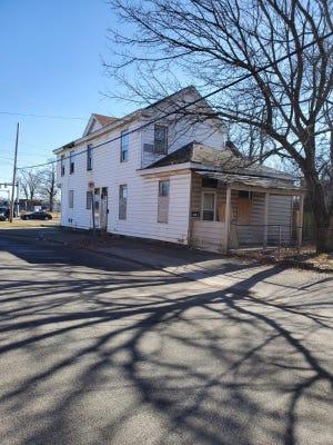 Hamilton property, 871 Central Ave., mistakenly set for demolition after being sold.