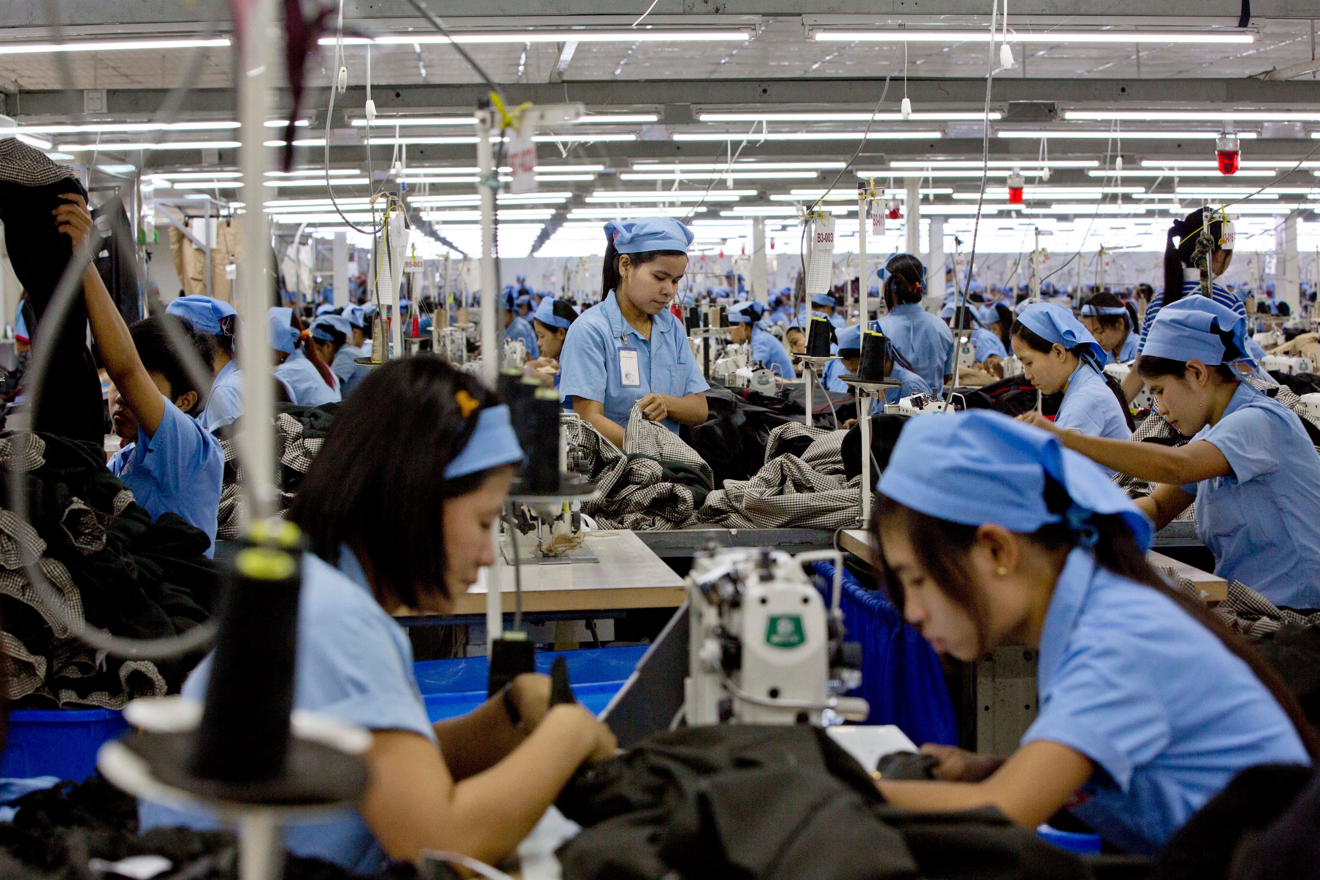 Myanmar garment workers urge global brands to denounce coup 2