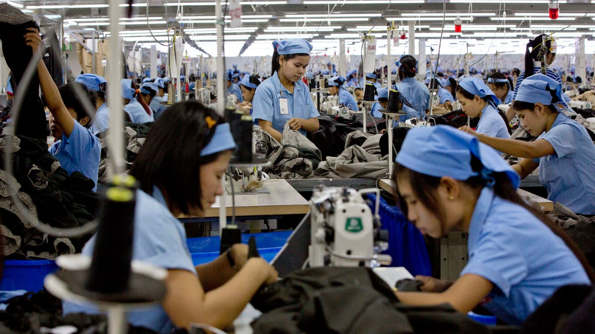 Myanmar garment workers urge global brands to denounce coup 3