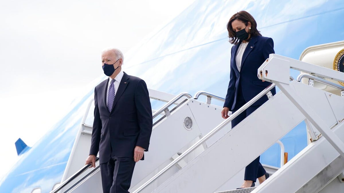 Biden, Harris offering solace to grieving Asian Americans 3