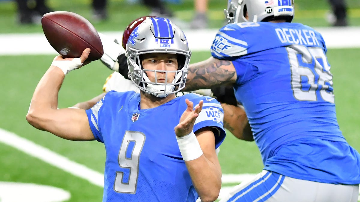 Former Lions QB Matthew Stafford reveals how he asked for a trade and more 2
