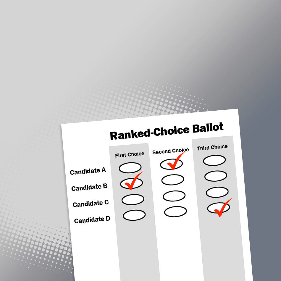 Ranked-choice voting gains momentum nationwide 2