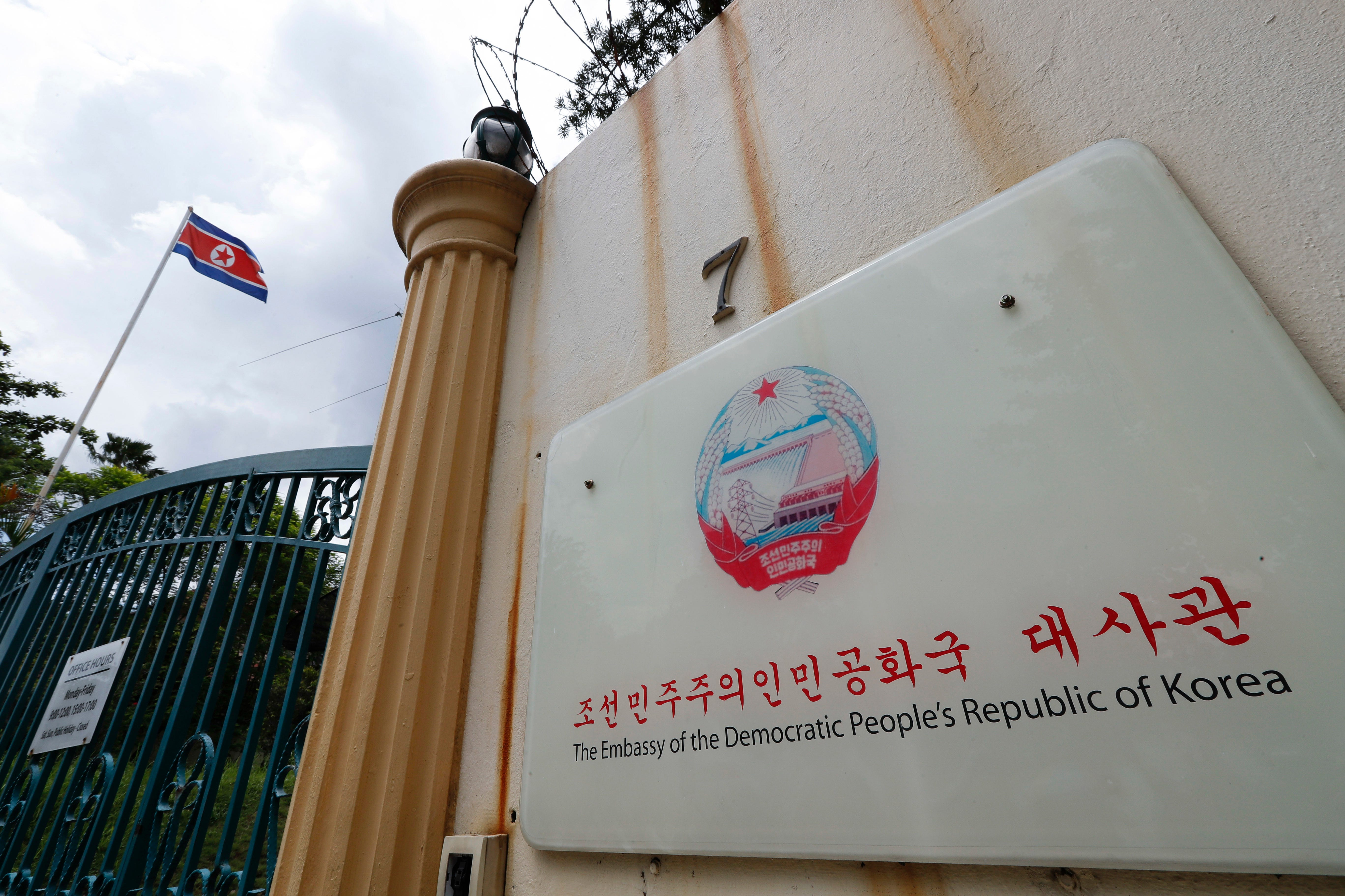 North Korea cuts diplomat ties with Malaysia over US extradition 2