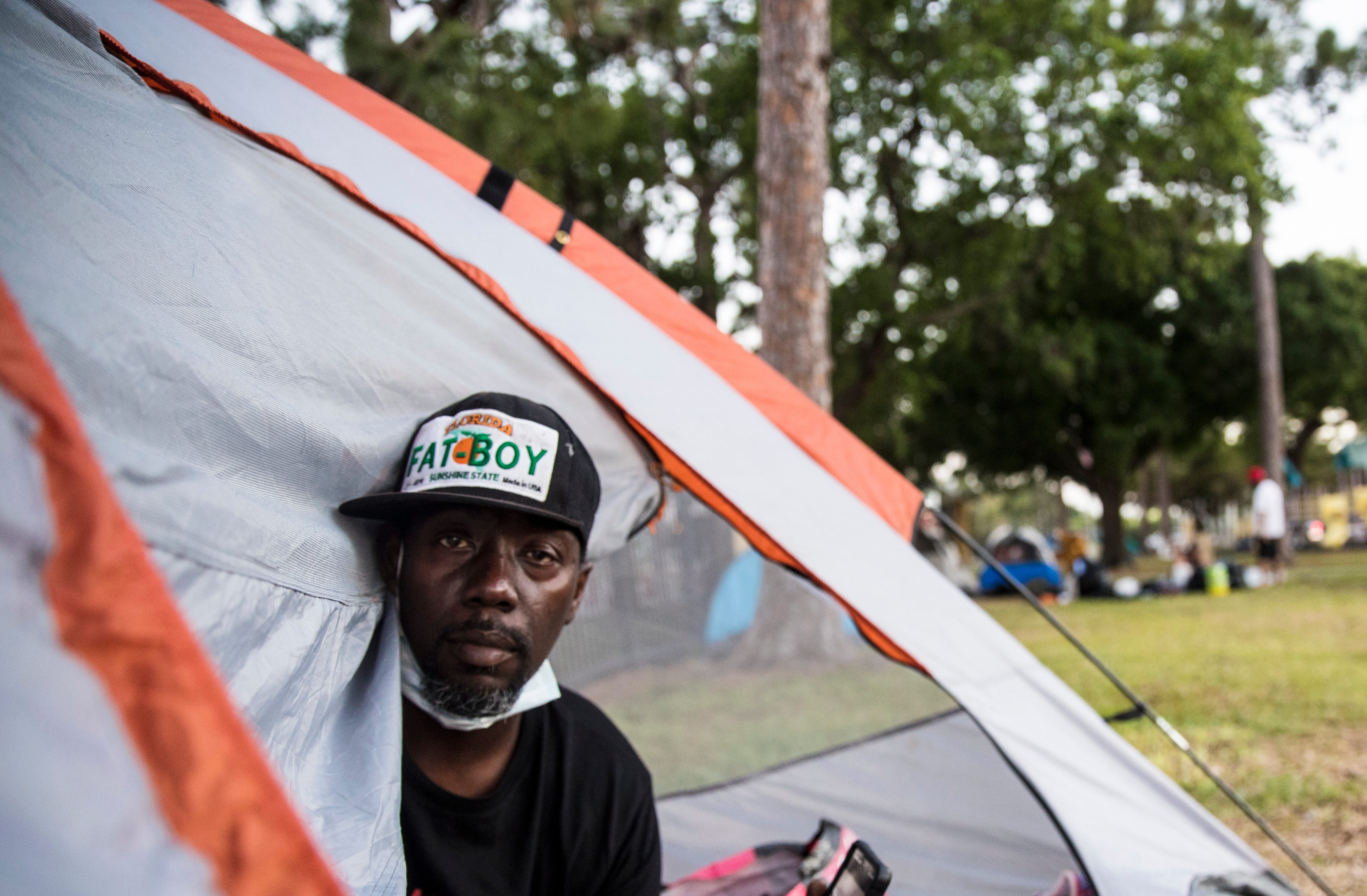 Fort Myers park cleared of overnight stays by homeless; 'We can't arrest our way out of this problem' 2