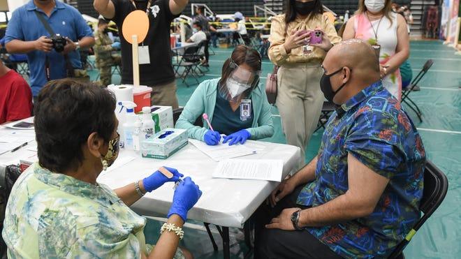Government order nonetheless mandates masks on Guam