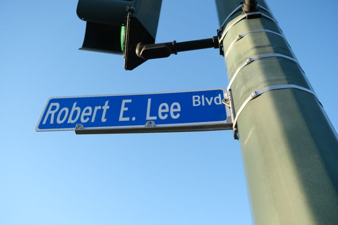 The New Orleans City Council may soon approve renaming Robert E. Lee Boulevard for famed local musician Allen Toussaint. It's one of 37 streets and parks named for Confederates and white supremacists that could be renamed.