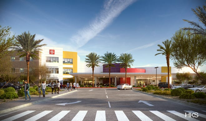 Phoenix Children's Hospital is expanding in the Southwest Valley. Avondale residents can expect a 24/7 pediatric emergency facility and adjacent specialty clinic by spring 2023.