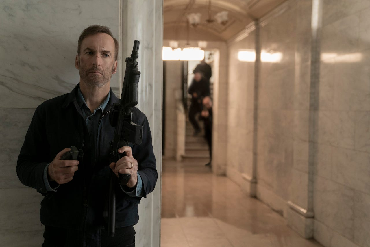 Why Bob Odenkirk is the best thing about new action movie 'Nobody'