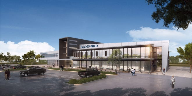 Sanford Health plans to create a virtual hospital to better reach rural areas of the Midwest for medical care.