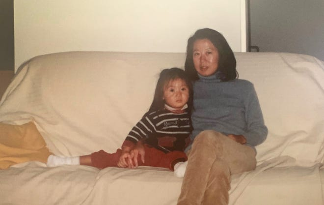 """News Leader reporter Ayano Nagaishi writes about her family and her relationship to her mother, during a fraught time for the Asian community. """"Just like how my mom was there for me, it is important for me to be there for my mom."""""""