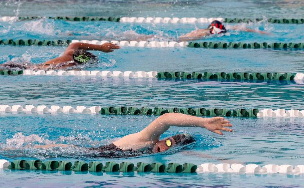 Peoria area high school girls are ready to start the 2021-22 IHSA swimming/diving season.