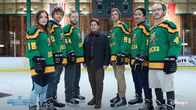The Mighty Ducks: Game Changers wird voraussichtlich am 26. März 2021 auf Disney + veröffentlicht.