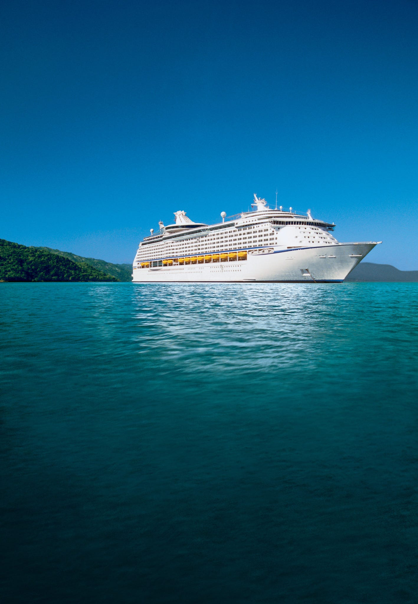 Royal Caribbean is first cruise line to receive CDC approval for a test sailing in US waters