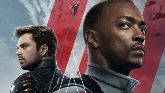The Falcon and the Winter Soldier is now streaming on Disney+