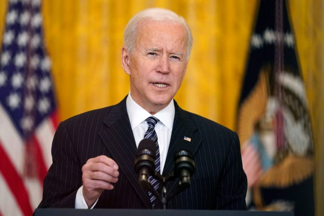 President Joe Biden issues a proclamation on National Ag Day