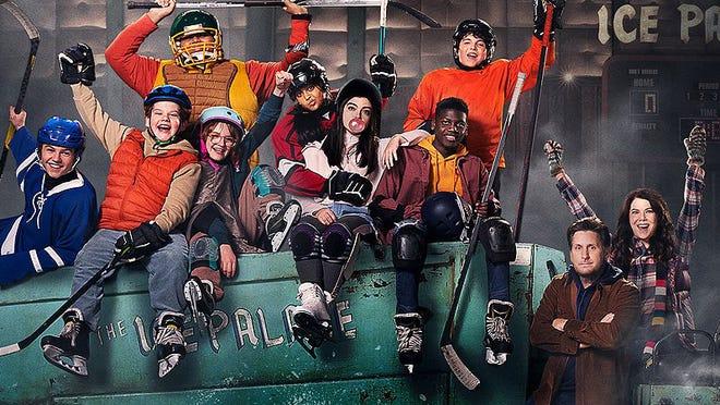 """""""Great Ducks: Game-Changer"""" Es vereint viele Originalbesetzungen, darunter Emilio Estevez und Lauren Graham."""