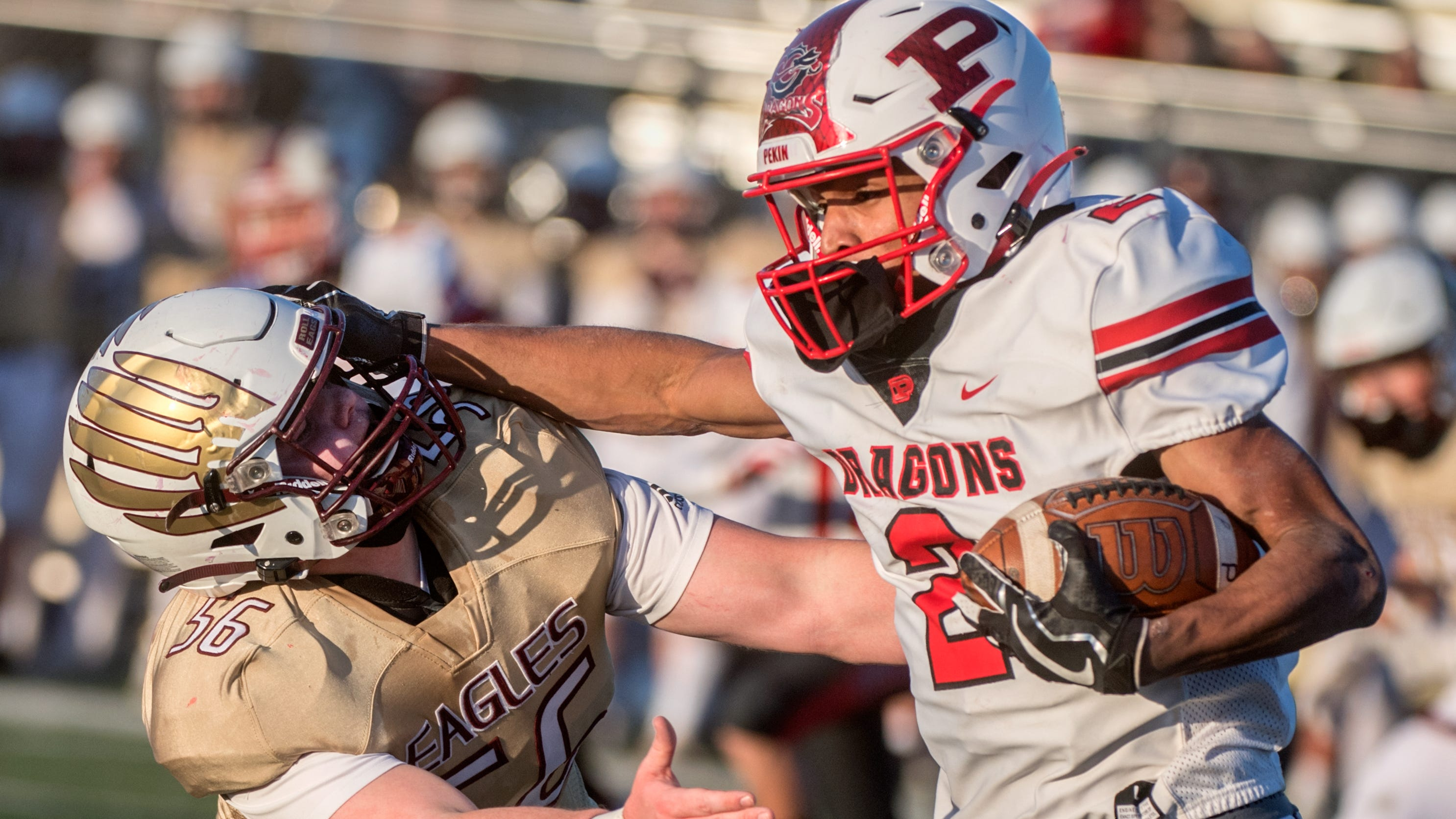 6 breakout players for Peoria-area high school football this season