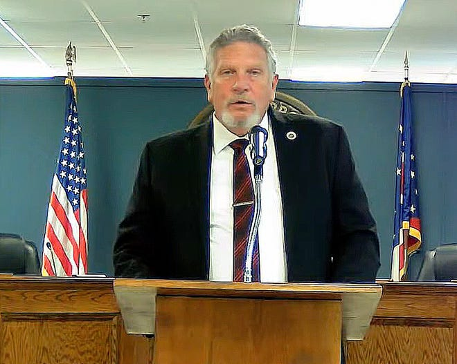 Streetsboro Mayor Glenn Broska recently delivered his State of the City address, outlining economic development in the city during 2020.