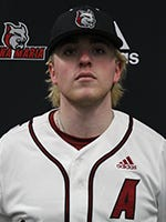 Nick Genatossio of Sutton launched a three-run homer with two out in the seventh of Saturday's second game to lift Anna Maria over Framingham State.