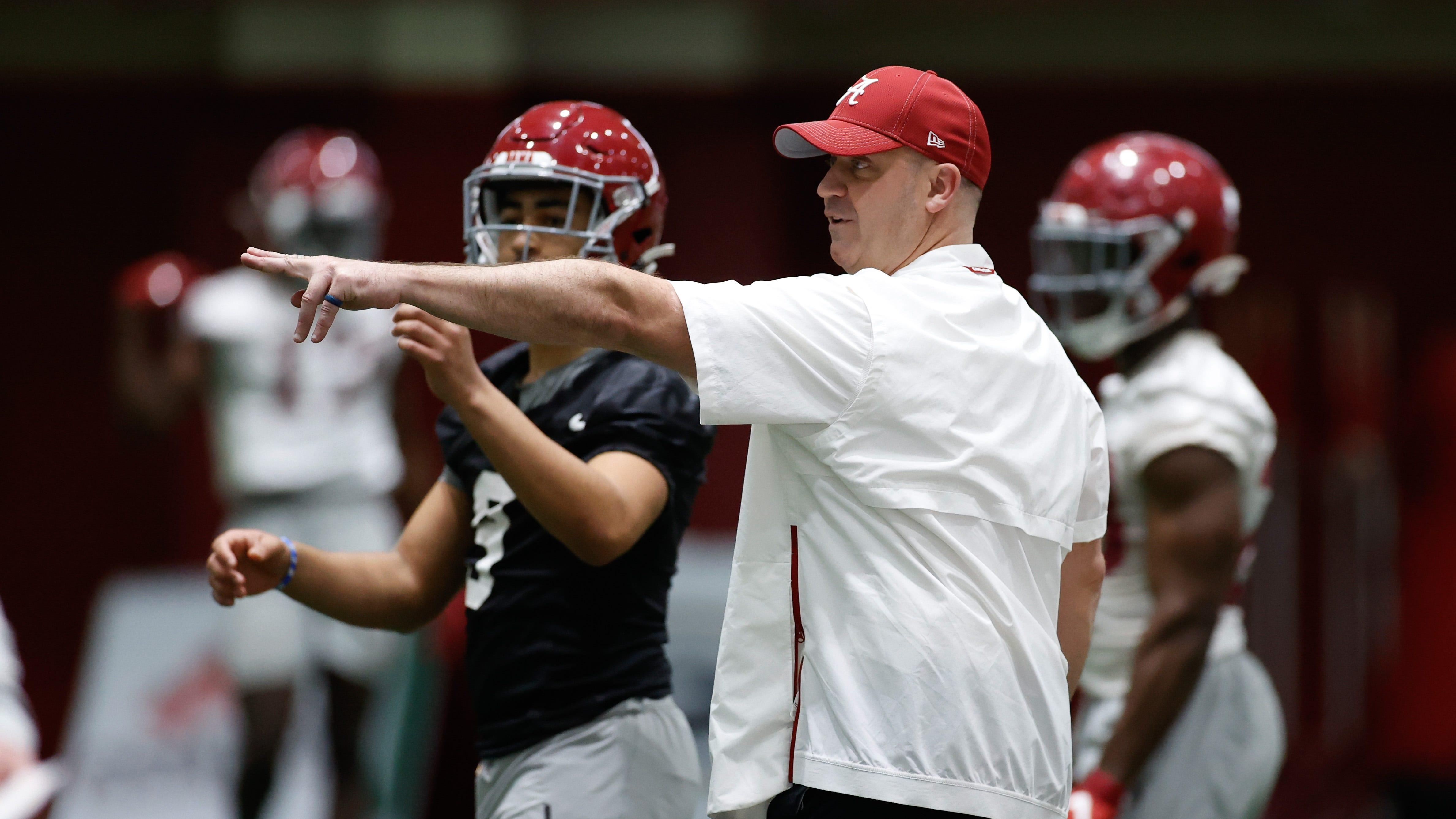 Hurt: Can Alabama football win it all again?