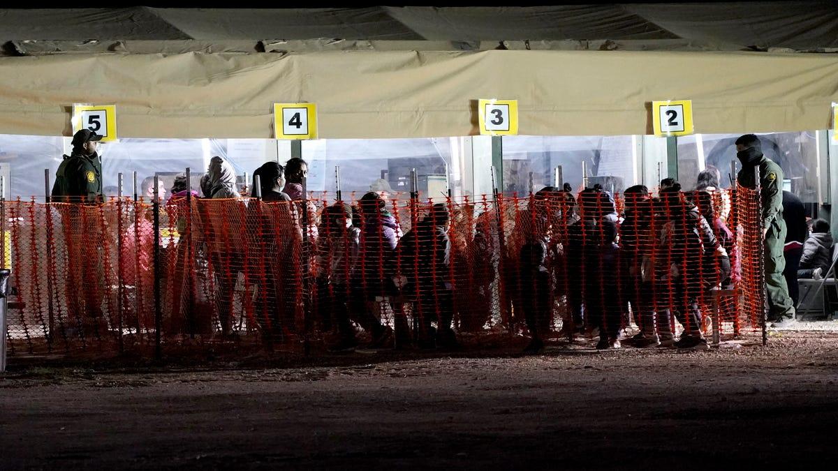 Biden on his heels amid migrant surge at Mexico border 3