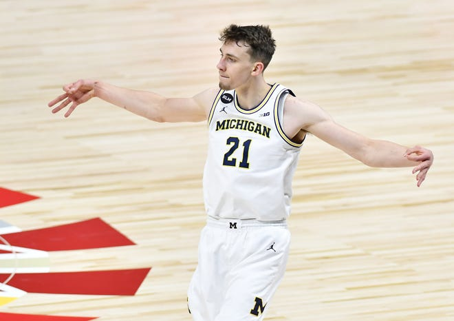 Franz Wagner and Michigan take on Texas Southern on Saturday in the NCAA Tournament.