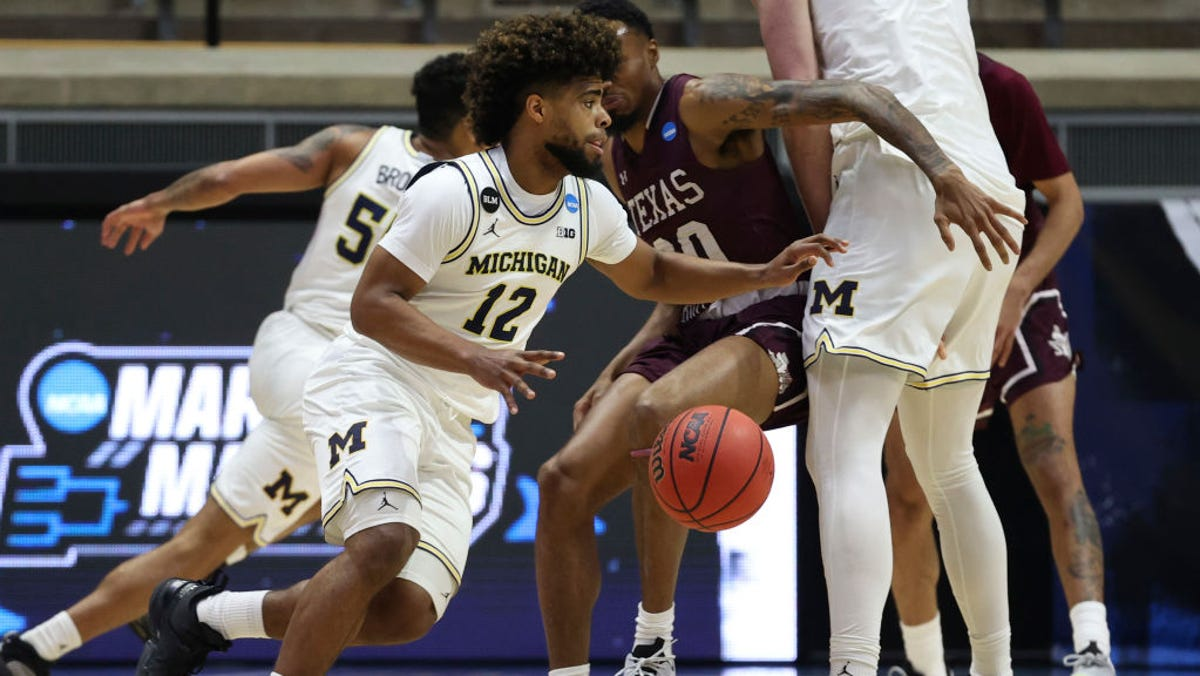 Recap: Michigan cruises past Texas Southern in NCAA tourney opener, 82-66 2