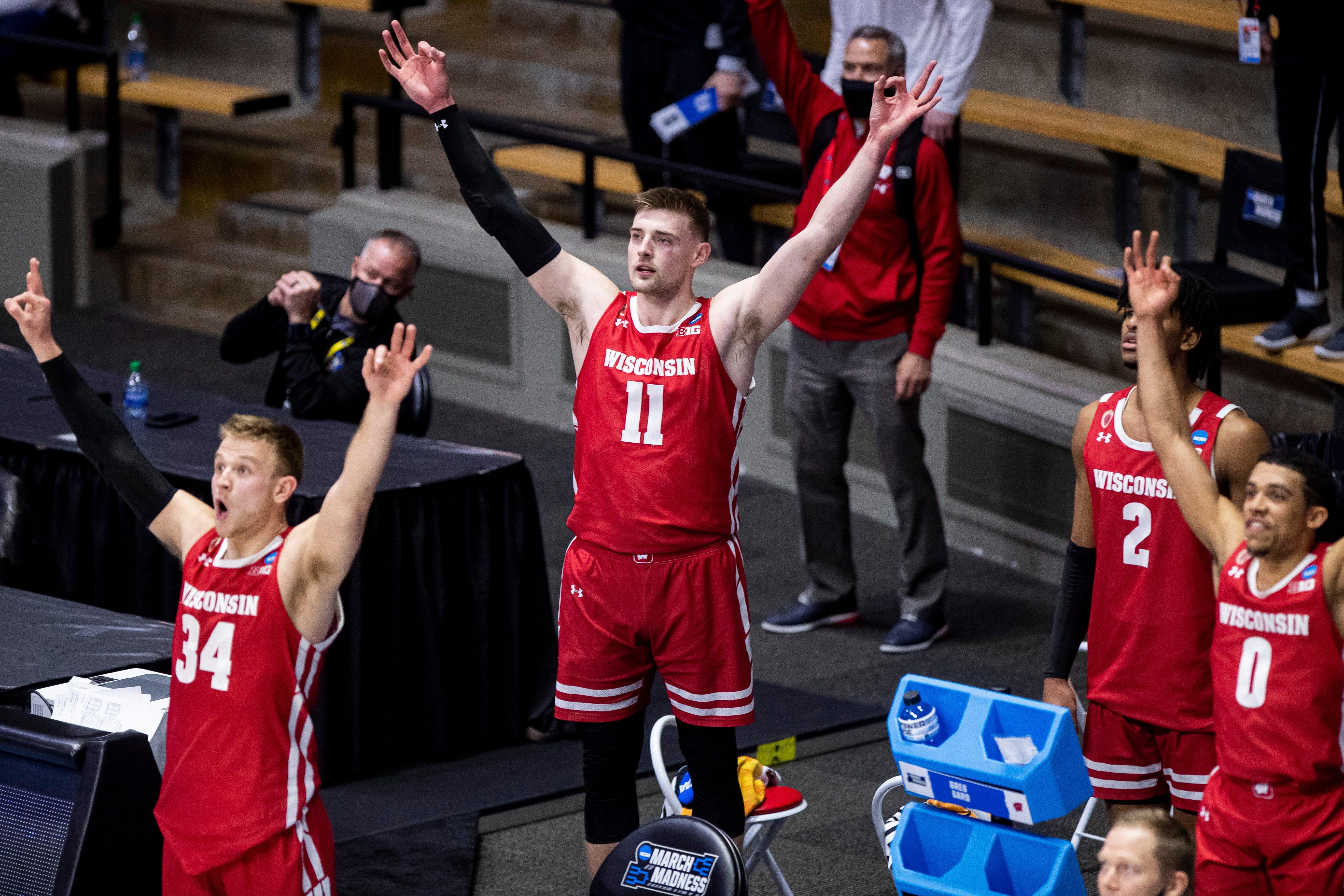 Leaked recording reveals conflict between Wisconsin men's basketball players, coach Greg Gard