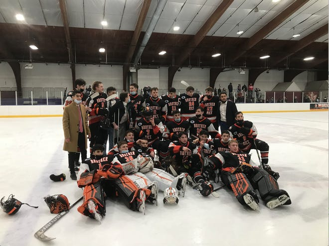 Brother Rice wins its seventh-straight regional title with an 11-3 win against Bloomfield Hills.
