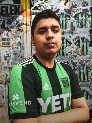 John Garcia, 25, was knocked out in the semifinals of the eMLS cup this past weekend as Austin FC's representative in the competition. The Riverside, Calif. native joined the club this year.