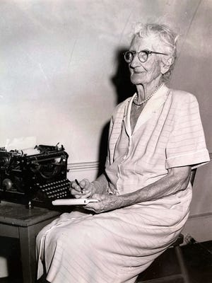 Maggie Funk started what was reported to be Augusta's first business school in 1908. She kept teaching until 1954, when she closed her school and retired at age 78.