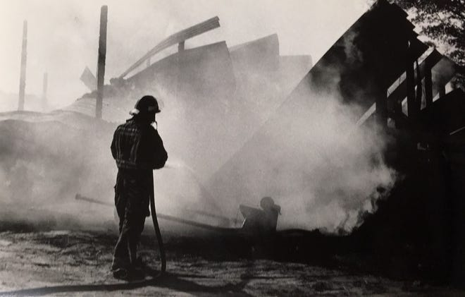 Fires much like this one were a problem in March 1966.