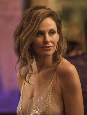 """TV star Amy Brenneman will perform again in a virtual reading of """"The Niceties"""" for Martha's Vineyard Playhouse. AMAZON STUDIOS"""