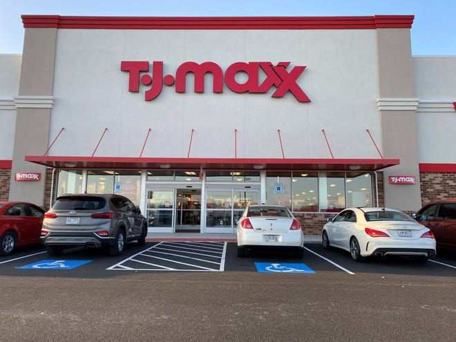 T.J. Maxx opened at 2642 W State St. in Alliance on Sunday, March 21, 2021.
