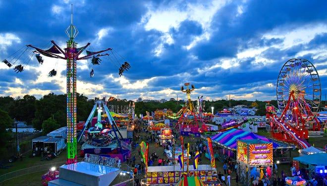 The Sarasota County Fair 2021.