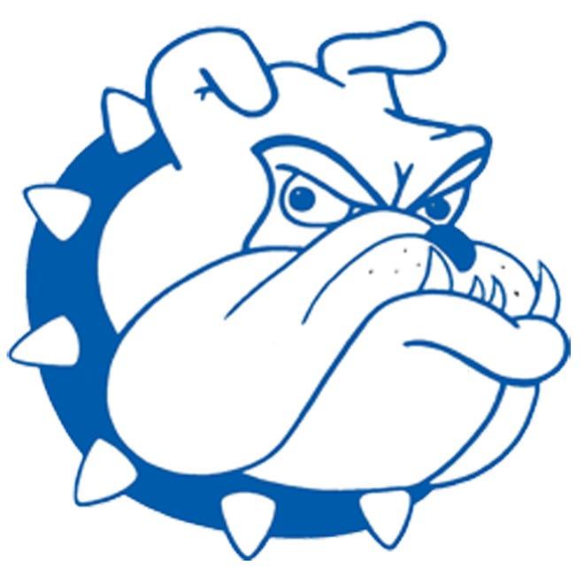 The Centreville Bulldogs logo
