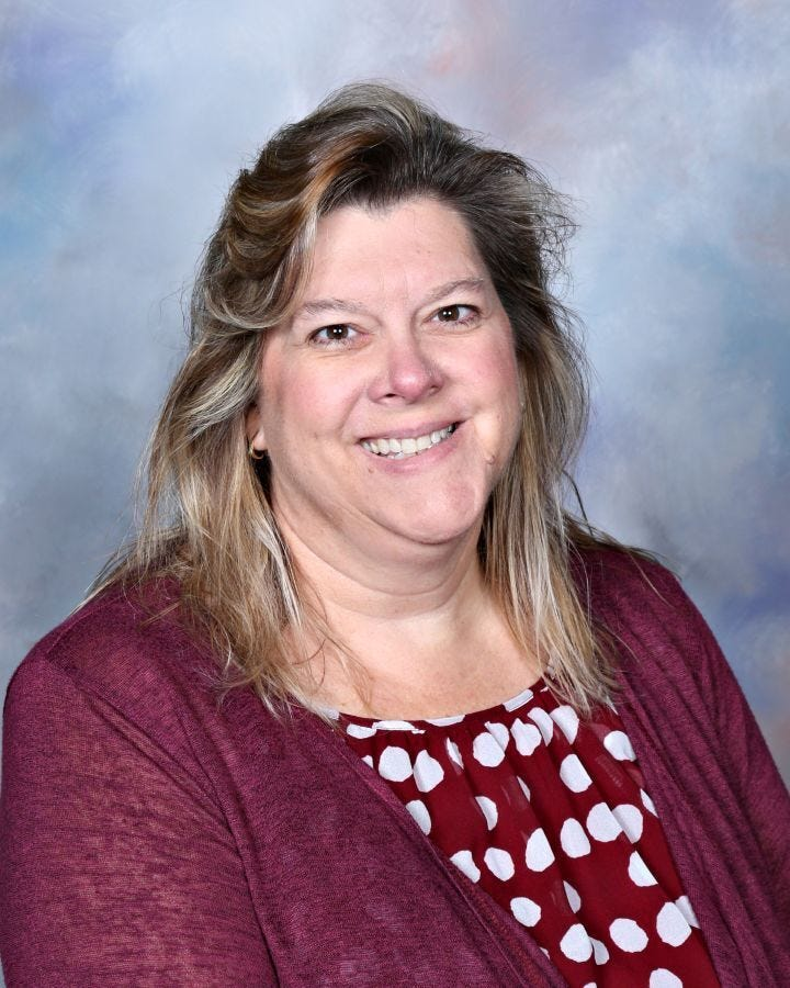 Cherie Dandurand, 53, died of COVID-19. She was a beloved teacher in the Sioux City area.