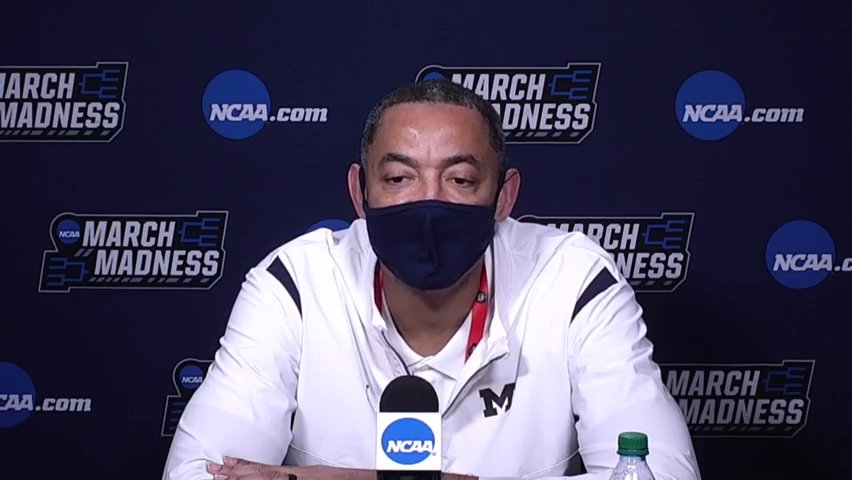 Michigan basketball's Juwan Howard describes what liked, disliked from Texas Southern win