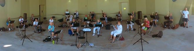 Naples New Horizons band.
