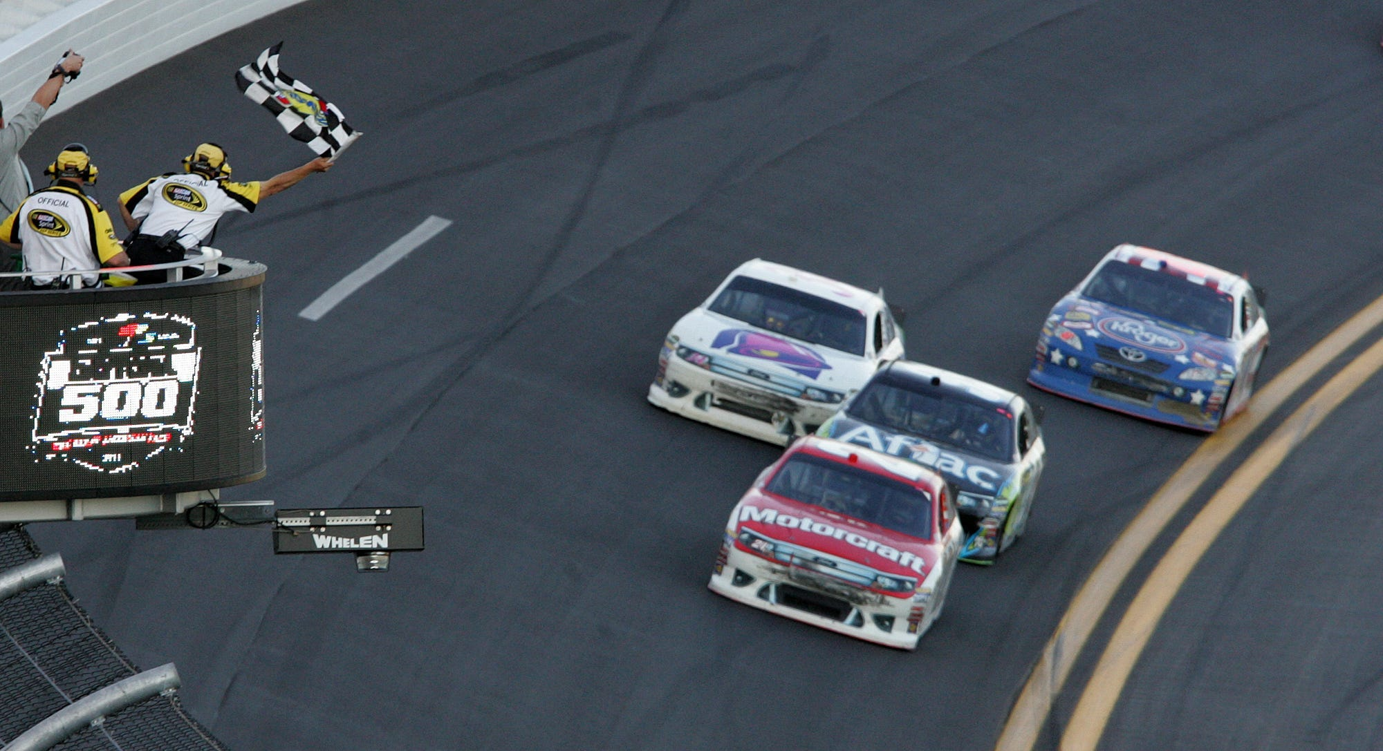 2021 NASCAR Cup Series race winners