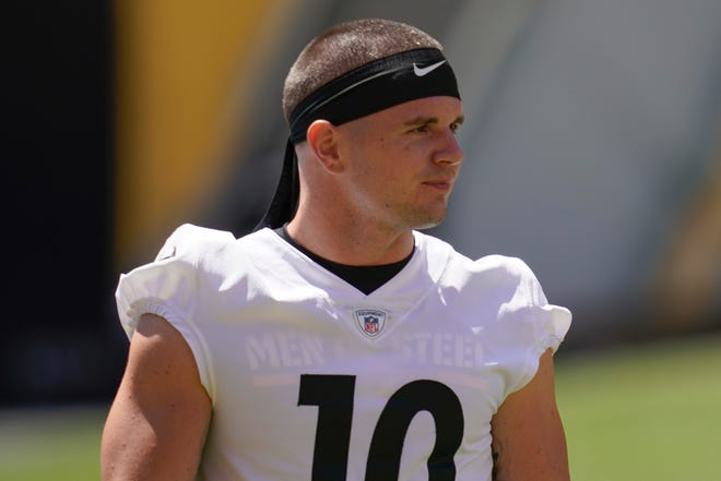Browns wide receiver Ryan Switzer said his infant son is recovering after undergoing surgery in a Boston hospital.