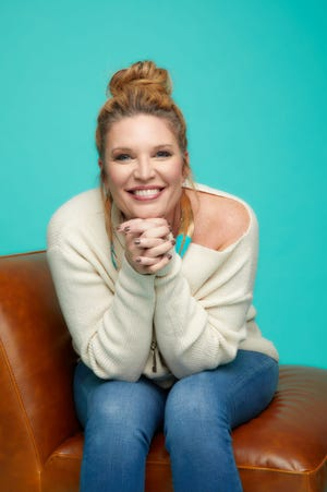 """Jen Hatmaker learned a lot by going back to her book """"7"""" to write an updated version called """"Simple & Free"""" a decade later."""