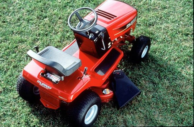 Yes, it's lawn-mowing season again!