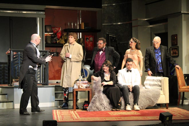 """""""It's Only A Play"""" closes this Sunday, so if you've been waiting to see it, there's no time like the present."""