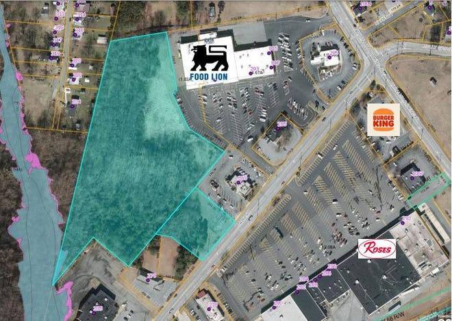 A new 84-unit apartment complex is slated to be built off of Talbert Boulevard in Lexington.
