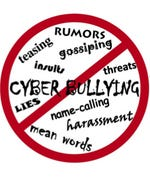 Cyberbullying is just what it sounds like, bullying through internet applications and technologies such as texts, social networking sites and cellphones.