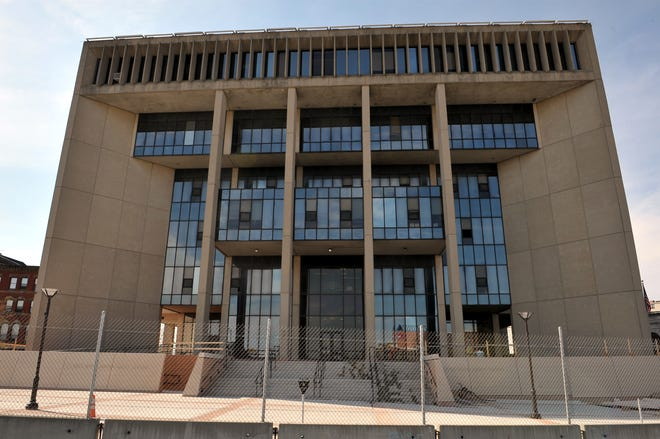 Fall River Government Center.