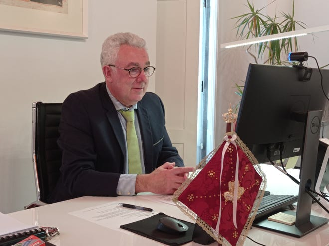 Vice-President of the Regional Government of Azores, Artur Lima.