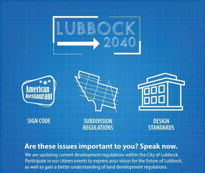 The City of Lubbock is seeking feedback on the Unified Development Code.