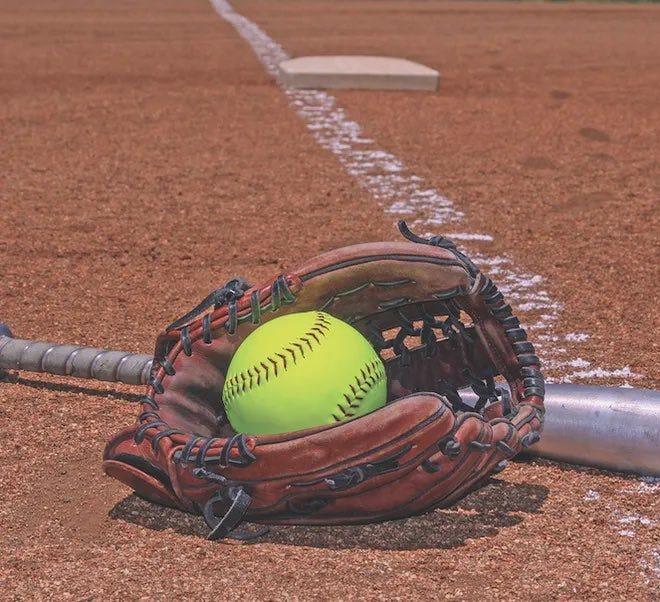 Generic softball photo.
